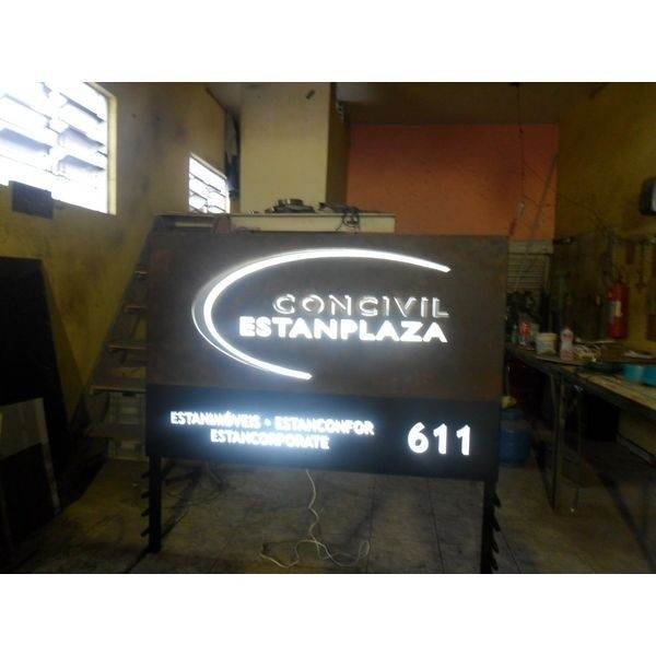 Painel Backlight Led no Capão Redondo - Lonas de Backlight